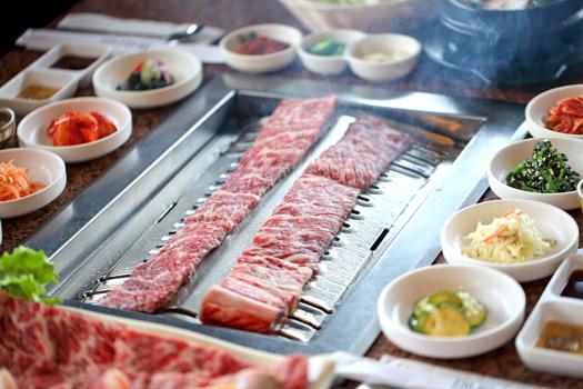 Blue Ginger Korean BBQ | 블루진저 벨뷰