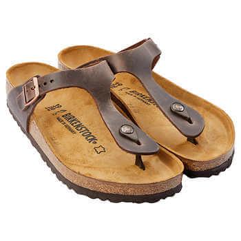 Birkenstock Ladies' Gizeh Oiled Sandal