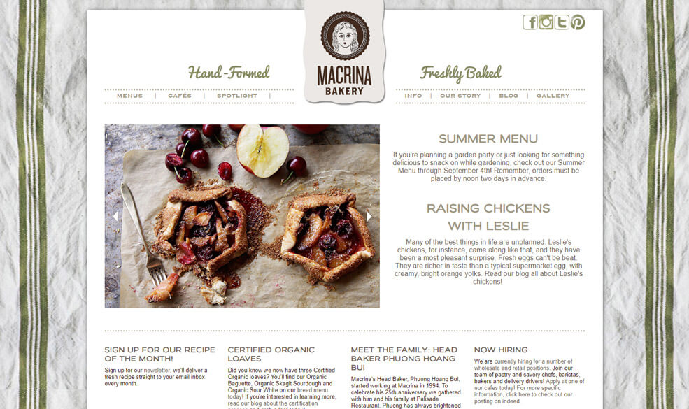 Macrina Bakery Seattle 마크리나 베이커리 맛집